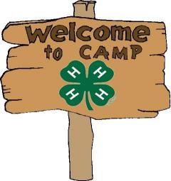 Welcome to 4-H Camp