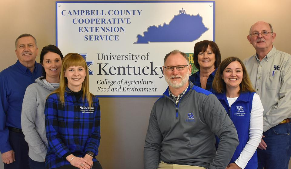 Campbell County Extension Agents