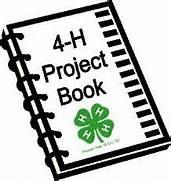 4-H Project Book