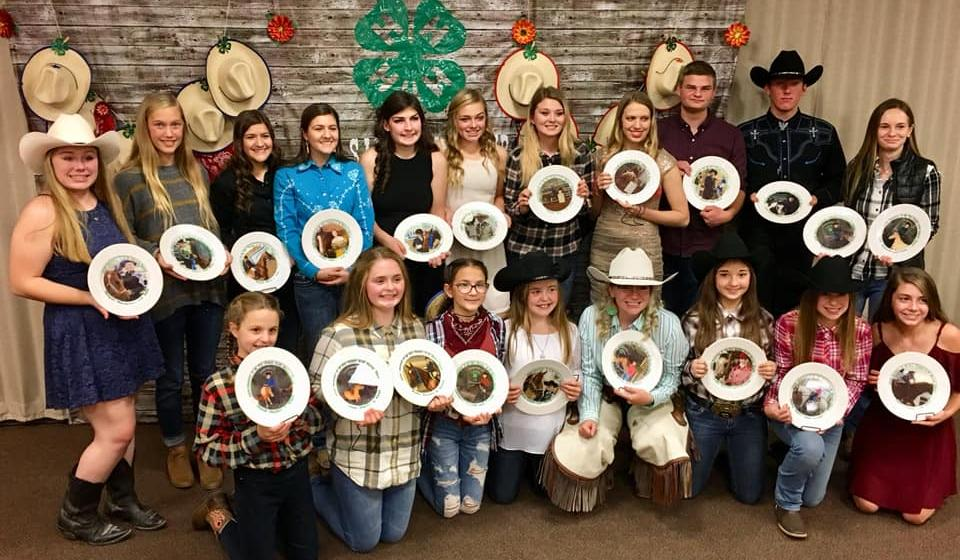 Campbell County Saddle Up Club Awards Banquet