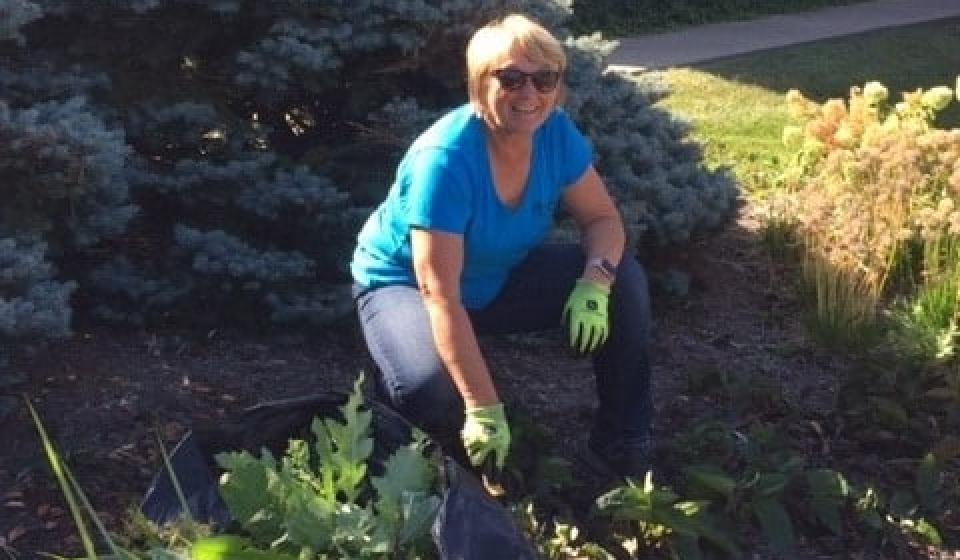 Many thanks to our Master Gardeners!